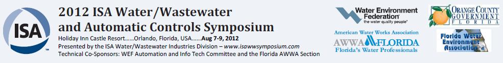 2012 ISA WWAC Symposium